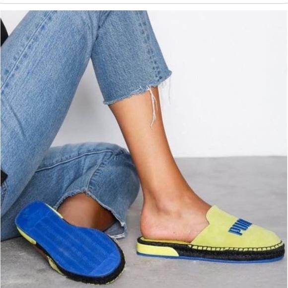 Puma Shoes | Fenty Puma Espadrille